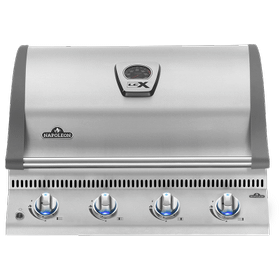 Built-in LEX 485 Gas Grill Head , Stainless Steel , Propane