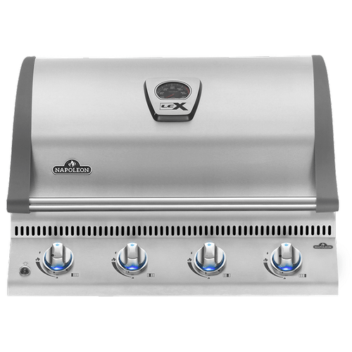 Built-in LEX 485 Gas Grill Head , Stainless Steel , Natural Gas