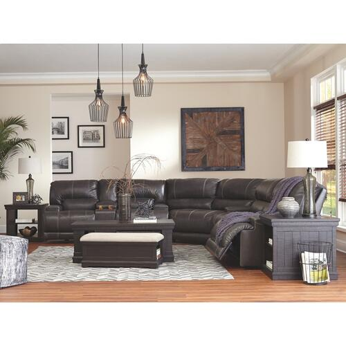 Mccaskill Power Reclining Loveseat With Console