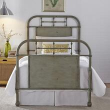 View Product - Full Metal Bed - Green