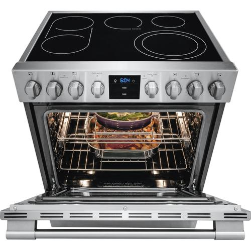 Frigidaire Professional - Frigidaire Professional 30'' Electric Front Control Freestanding