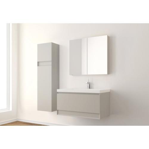 """Wall-mount vanity Wall-mount - 18"""" Height"""