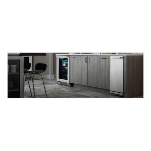 Electrolux - 15'' Ice Maker with Right Hinge Door