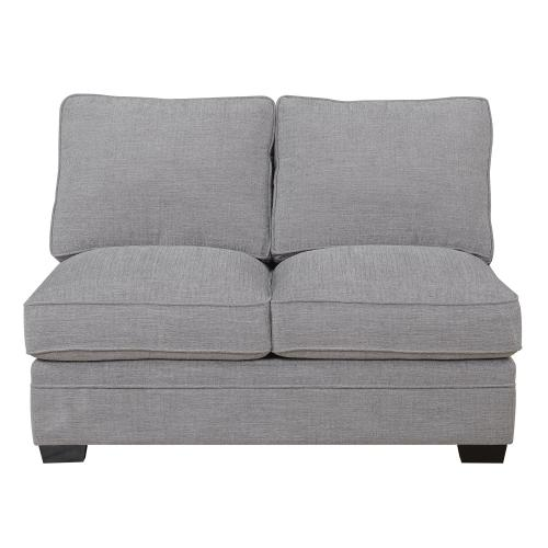 Emerald Home Armless Loveseat U4315-16-13a