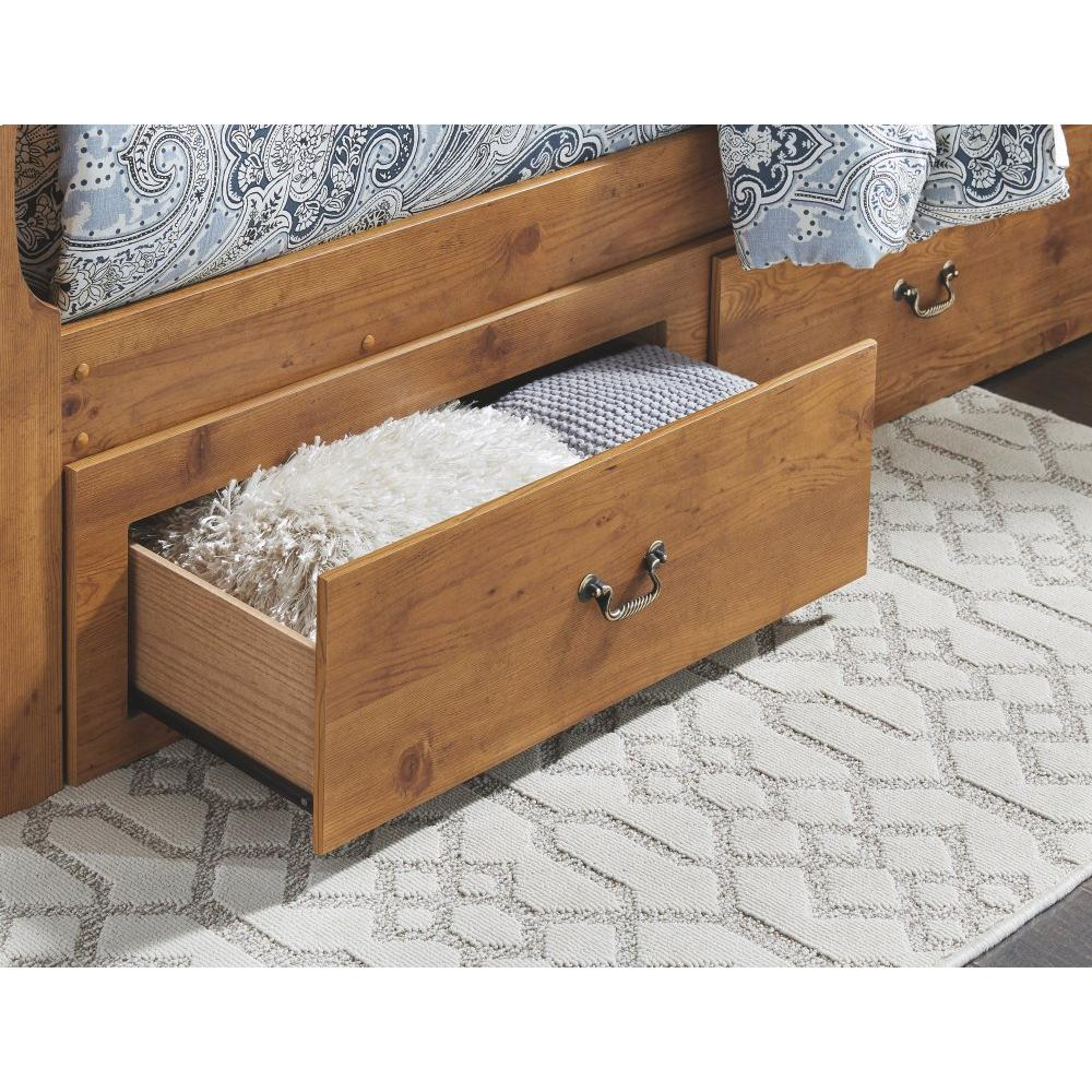 Product Image - Bittersweet Queen Sleigh Bed With 2 Storage Drawers