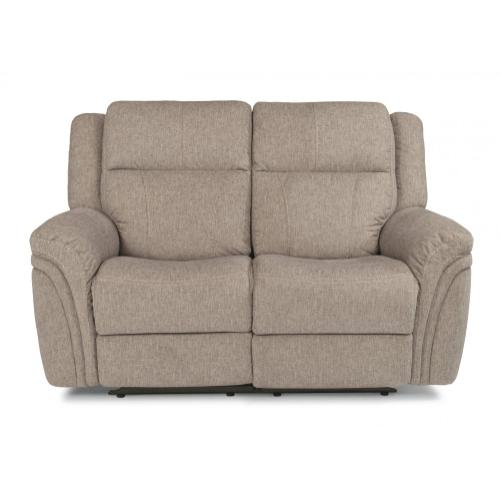 Silas Power Reclining Loveseat with Power Headrests
