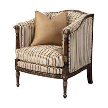 Undulating armchair