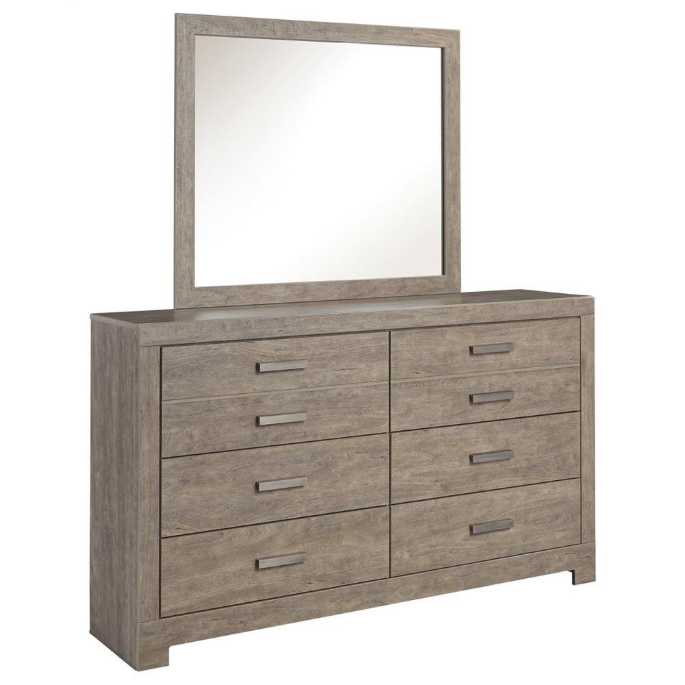 Culverbach Dresser and Mirror