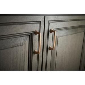 Top Knobs - Rue Pull 3 3/4 Inch (c-c) Tuscan Bronze