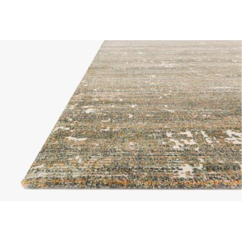 AGS-04 Moss / Spice Rug