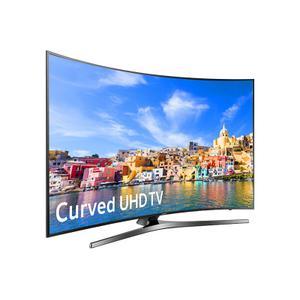 """Samsung Electronics78"""" Class KU7500 Curved 4K UHD TV"""