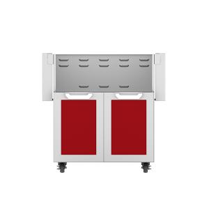"30"" Hestan Outdoor Tower Cart with Double Doors - GCD Series - Matador"