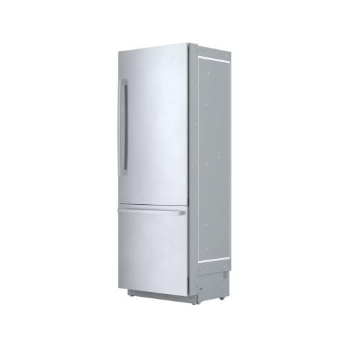 Benchmark® Built-in Bottom Freezer Refrigerator 30'' B30BB930SS