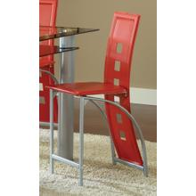 See Details - Astro Barstool - Red
