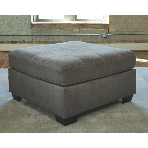 Pitkin Oversized Accent Ottoman