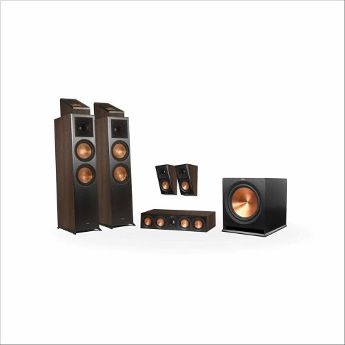 RP-8000F 5.1.2 Dolby Atmos® Home Theater System - Walnut