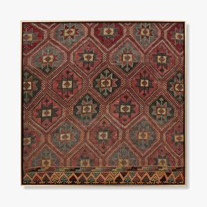 Loloi Rugs - 0326940005 Global Textile Wall Art