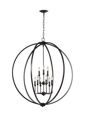 Corinne Extra Large Pendant Oil Rubbed Bronze Product Image