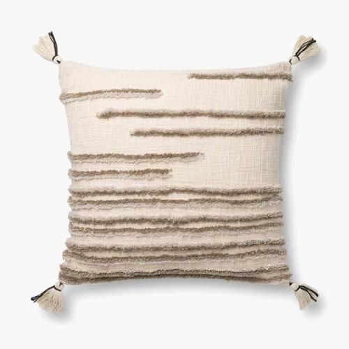P0832 Natural / Stone Pillow
