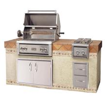 """View Product - Luxor 30"""" Built-in Grill"""