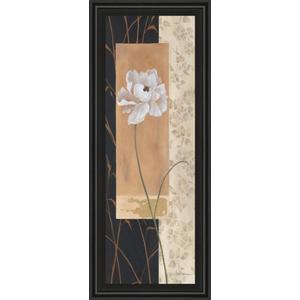 """""""Black & Gold I"""" By Carol Robinson Framed Print Wall Art"""