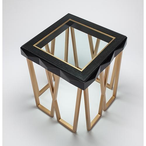 """Artmax - End Table 26x26x26"""""""