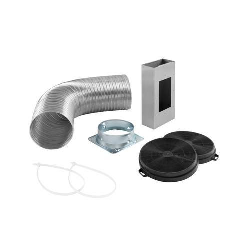 BEST Range Hoods - WBF4I Non-duct Kit