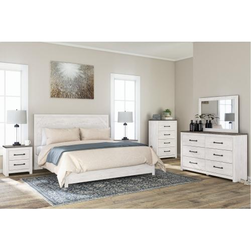 Gerridan King Panel Bed