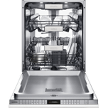 Gaggenau●Triple Filter System ●8 Wash Cycles and 4 Options ●Up to 24 Hour Delay ●13 Place Setting Capacity