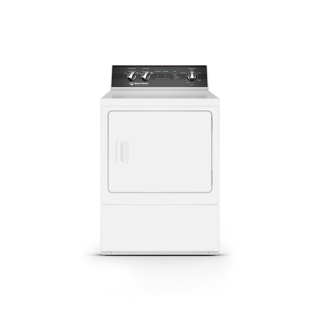 Speed QueenDr5 Sanitizing Electric Dryer With Steam  Over-Dry Protection Technology  Energy Star® Certified  5-Year Warranty
