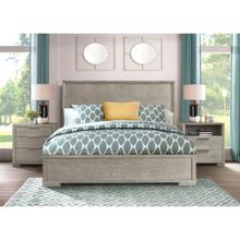 Remington - King Panel Footboard - Urban Gray Finish