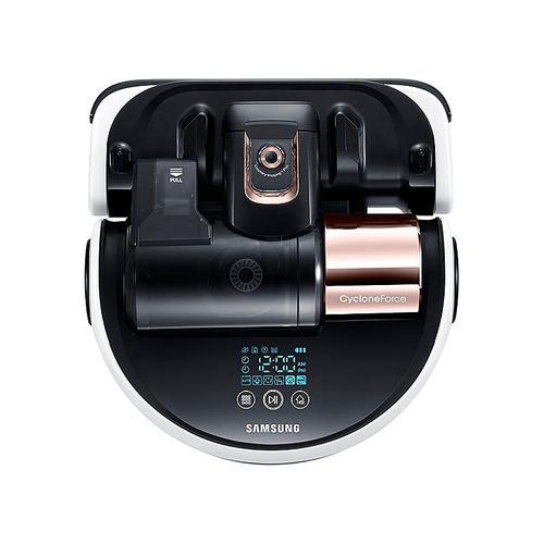 Samsung - VR20H9050 POWERbot Robot Vacuum (Certified Refurbished), Airborne Copper