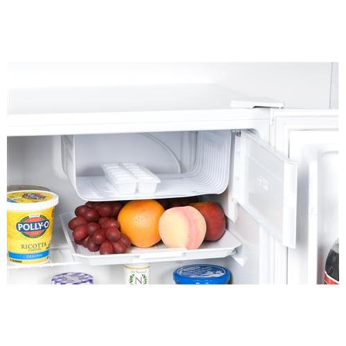 Haier - 1.7-Cu.-Ft. ENERGY STAR® Qualified Compact Refrigerator