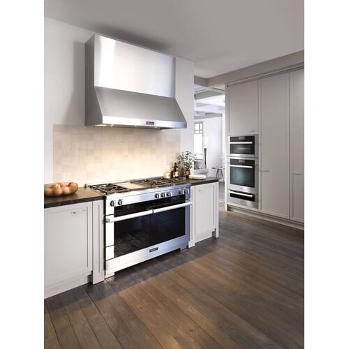 Product Image - Miele DAR1250  - Wall ventilation hood for perfect combination with Ranges and Rangetops.