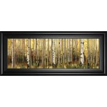 """Forest Light"" By Alison Pearce Framed Print Wall Art"