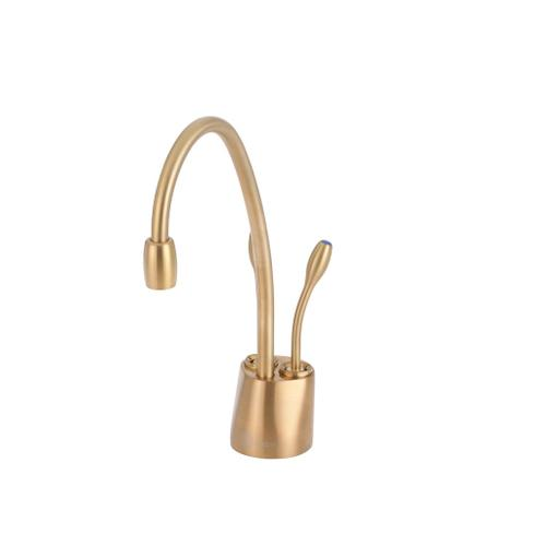 Indulge Contemporary Hot/Cool Faucet (F-HC1100-Brushed Bronze)