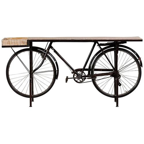 Bicycle Console Table, 3768
