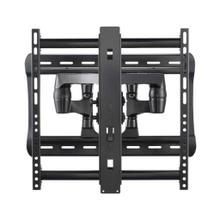 """See Details - Black Full-Motion Wall Mount Dual extension arms for 42"""" - 90"""" flat-panel TVs - extends 28"""" / 71.12 cm"""