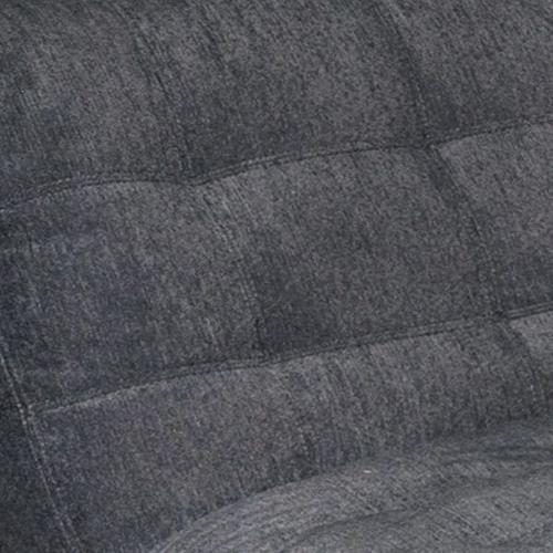 Porter International Designs - Morrison Charcoal Sectional, U2319