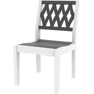 Greenwich Dining Side Chair Diamond Back Style (601d)