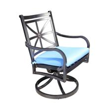 Rosedale Swivel Rocker