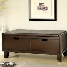 Hebron Storage Bench