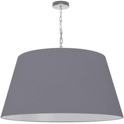 1lt Brynn X-large Pendant, Grey Shade, PC