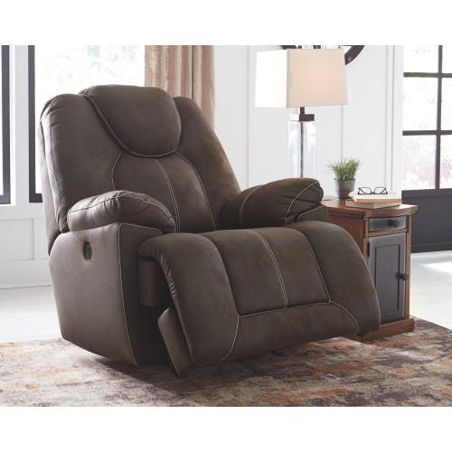 Warrior Fortress Power Recliner