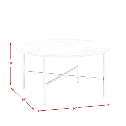 Elements - Cyrus 3PC Occasional Table Set