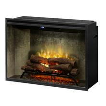 See Details - Revillusion® Built-In Firebox, Weathered Concrete
