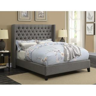 Benicia Full Bed Grey