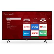 "TCL 49"" Class 3-Series FHD LED Roku Smart TV - 49S305"