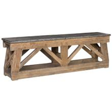 See Details - Marbella 100\u0022 Console Table
