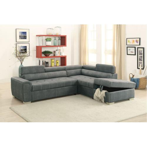 Gallery - Convertible Sectional
